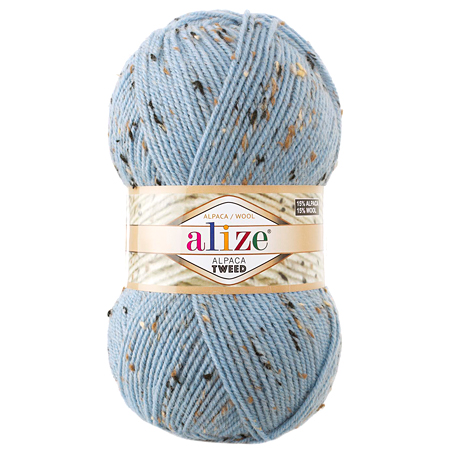 Пряжа Пряжа Alpaca Tweed (Альпака Твид)